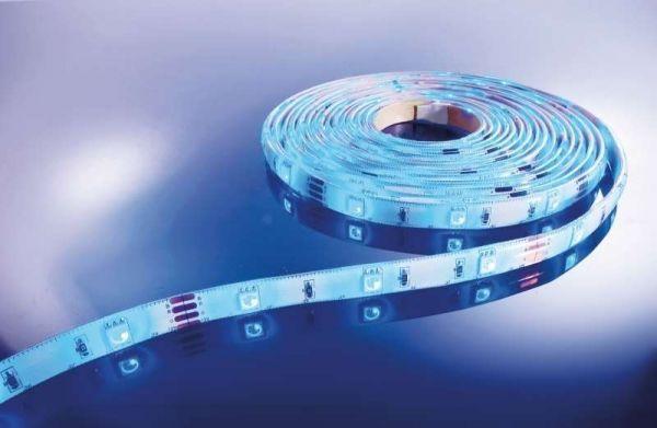 Kapego LED Stripe RGB 10m 24V IP20 300 LEDs