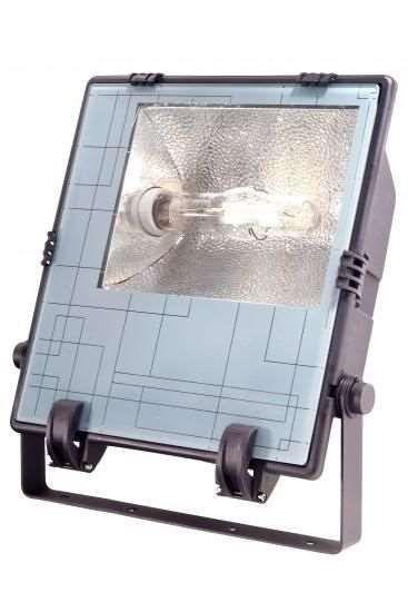 Kapego Negro 250W IP65 schwarz E40 symm. Reflektor