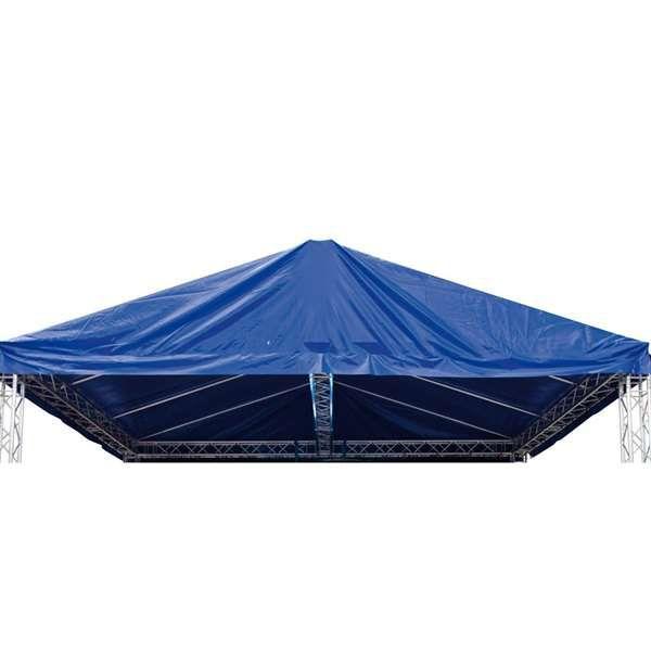 Dura Truss Canopy-Blue 7,5 x 6 Meter