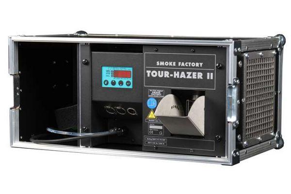 SMOKE FACTORY Nebelmaschine Tourhazer II S Pheno