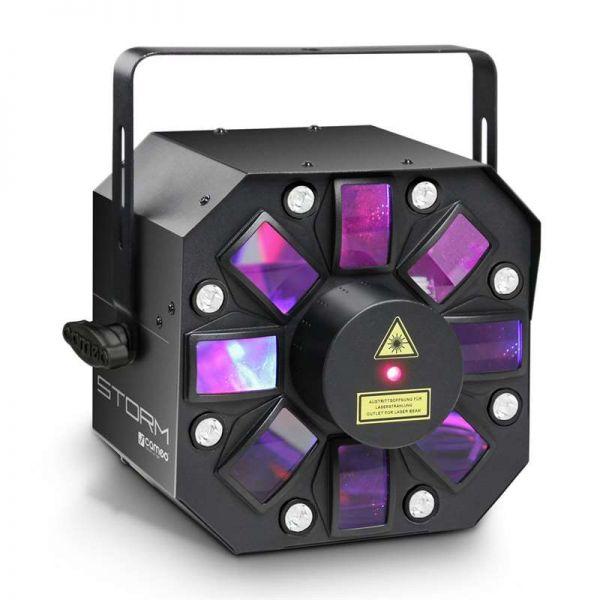 Cameo STORM - 3 in 1 Lichteffekt, 5 x 3W RGBAW