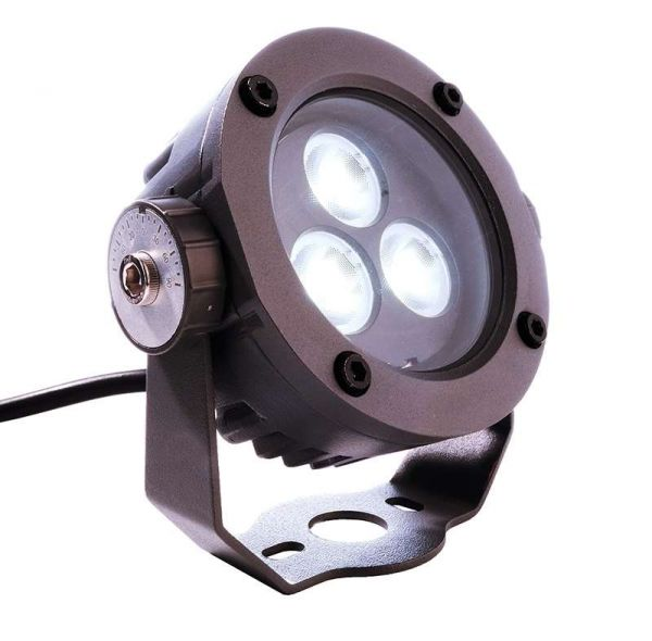 KapegoLED LED Power Spot 24 Volt 5 Watt CW IP65