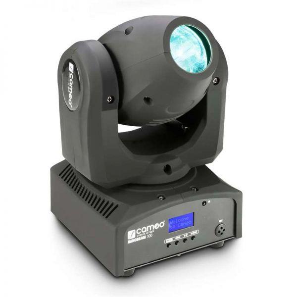 Cameo NanoBeam 300, 30 Watt mit IR Fernbedienung