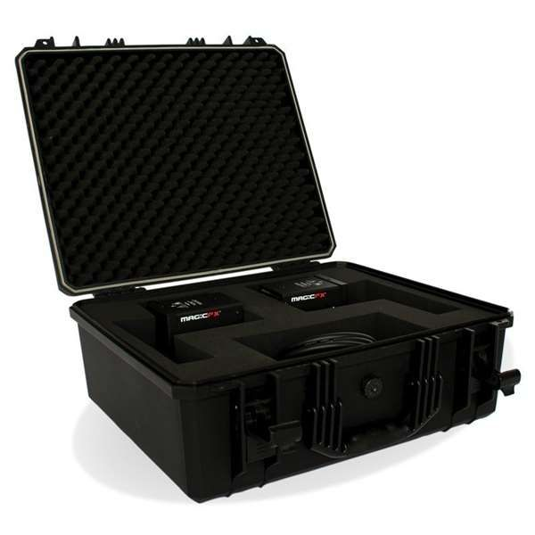 MAGICFX Case for 2 MFX CO2 Jets