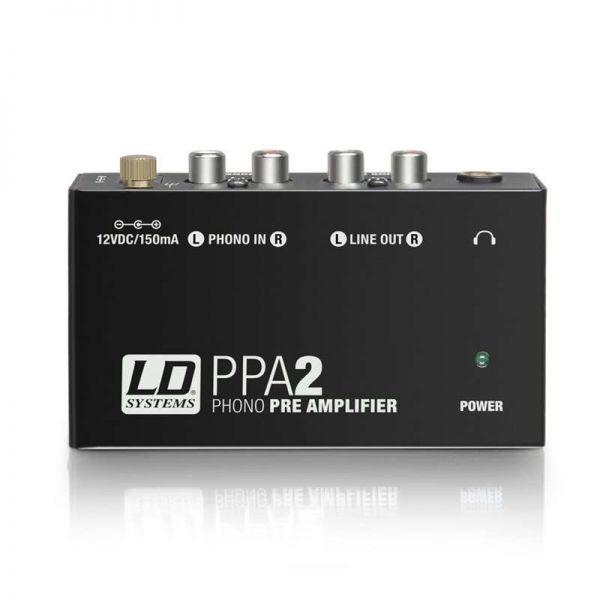 LD Systems PPA2 Phone Vorverstärker Demoware