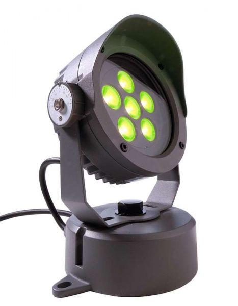 KapegoLED LED Power Spot 24 V. 12 Watt RGB 30 Grad
