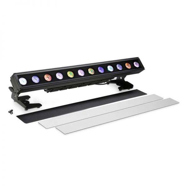 Cameo Pixbar 600PROIP65, 12x12 Watt RGBWA+UV