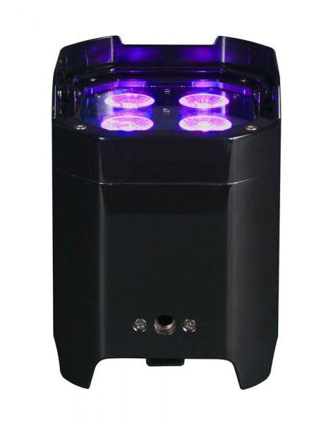 ADJ Element HEX IP mit 4x 10 Watt RGBWA+UV LEDs